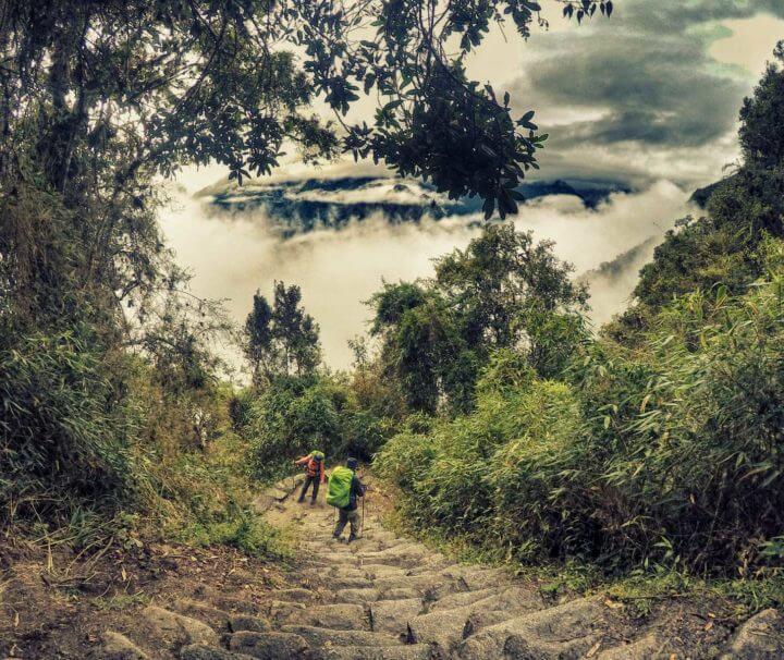 ruta amazonica a machu picchu